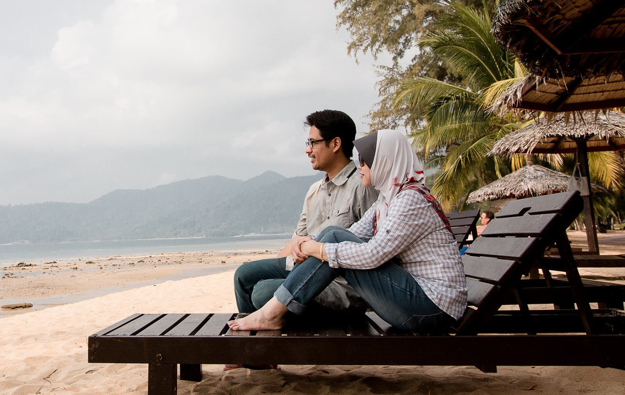 Honeymoon in Tioman