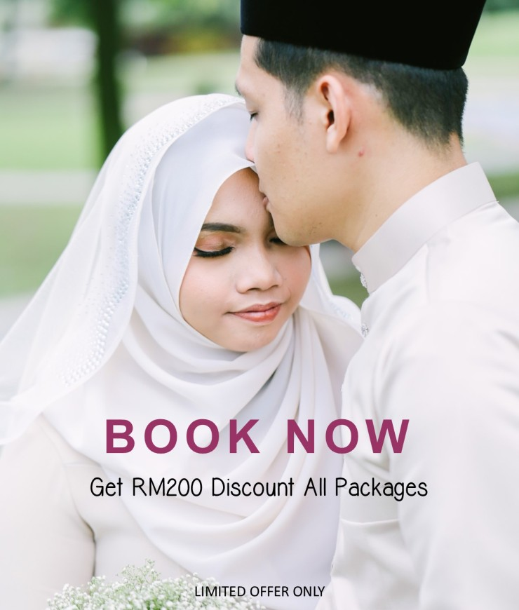 Book Now RM200 Discount